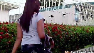 A greatful young Filipina MILF