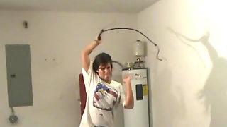 Mikaela Shefights MC Discipline - Merciless Whipping