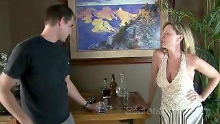 Stepmom Jodi Loves the Attention Especially on Her Pussy