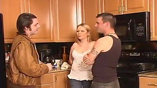 Cuckold Hubby and his Pregnant Wife