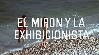 El Miron Y La Exhibicionista (1986)  Jess Franco