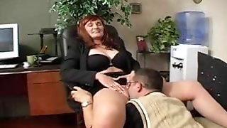 MILF fan pantyhose sex