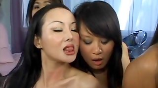 Asian Sex Party