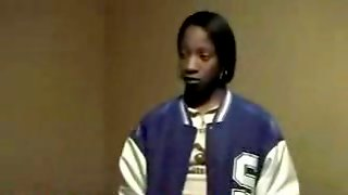 Homeless Muslim gnagsta crip fucks ugly  teen