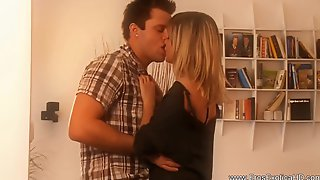Touching and Lovng MILF Love