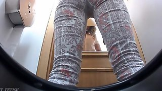 Spy cam - Public Bathroom (7)