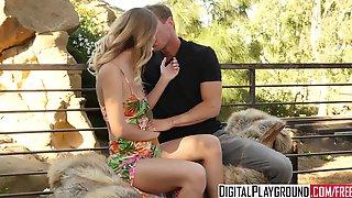 DigitalPlayground - Couples Vacation Scene 2 Natalia Starr a